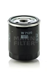 Масляный фильтрMann-Filter W7126W7126