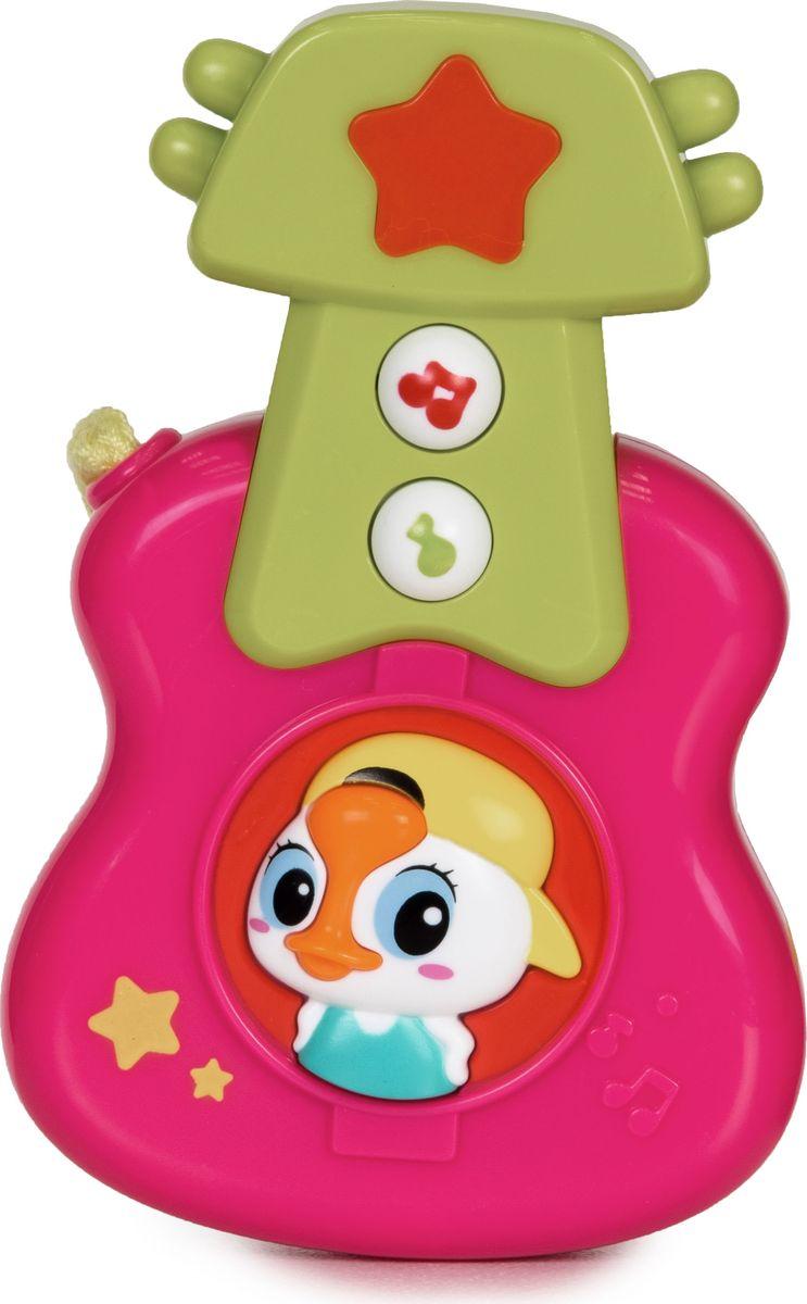 Baby Care Музыкальная подвеска Гитара BC1015 baby care музыкальная подвеска фотоаппарат bc1013