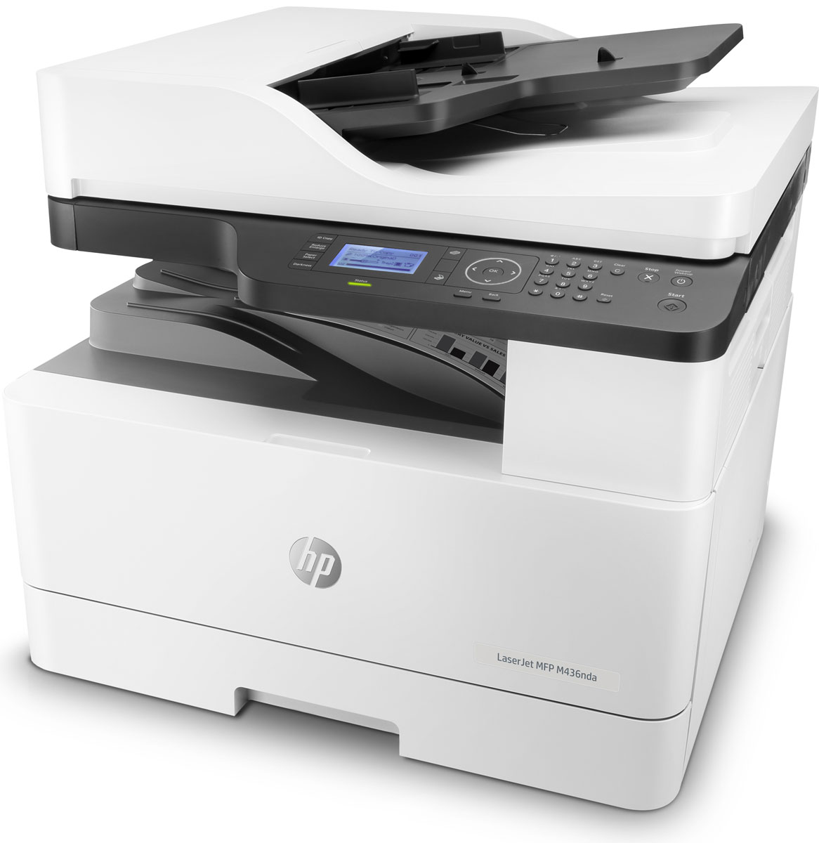 HP LaserJet M436nda МФУ мфу 127 hp