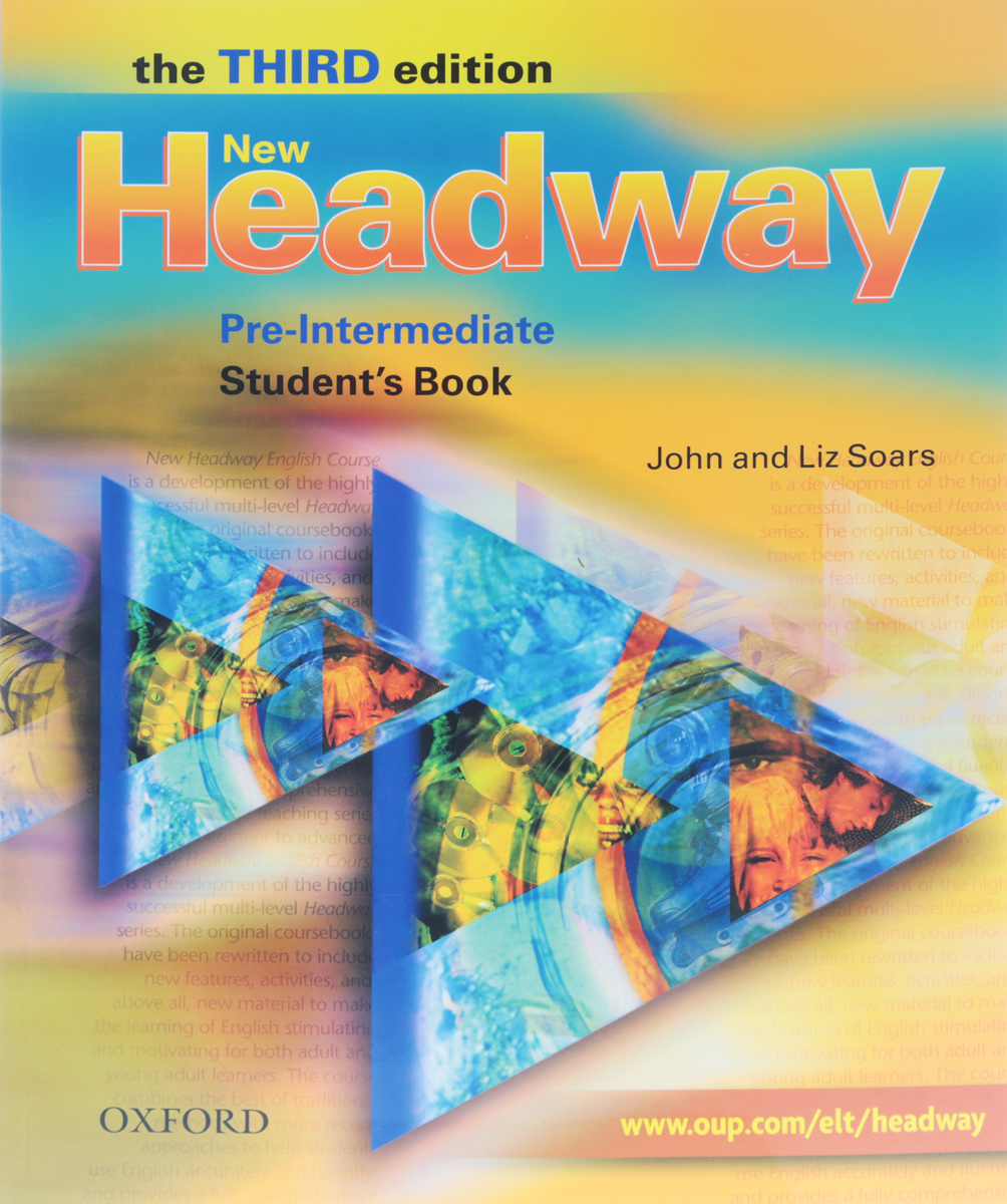 New Headway: Pre-Intermediate: Student's Book english world 4 grammar practice book