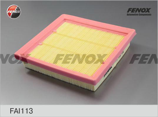 Воздушный фильтр Fenox FAI113FAI113
