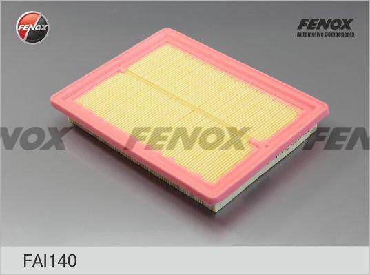 Воздушный фильтр Fenox. FAI140FAI140