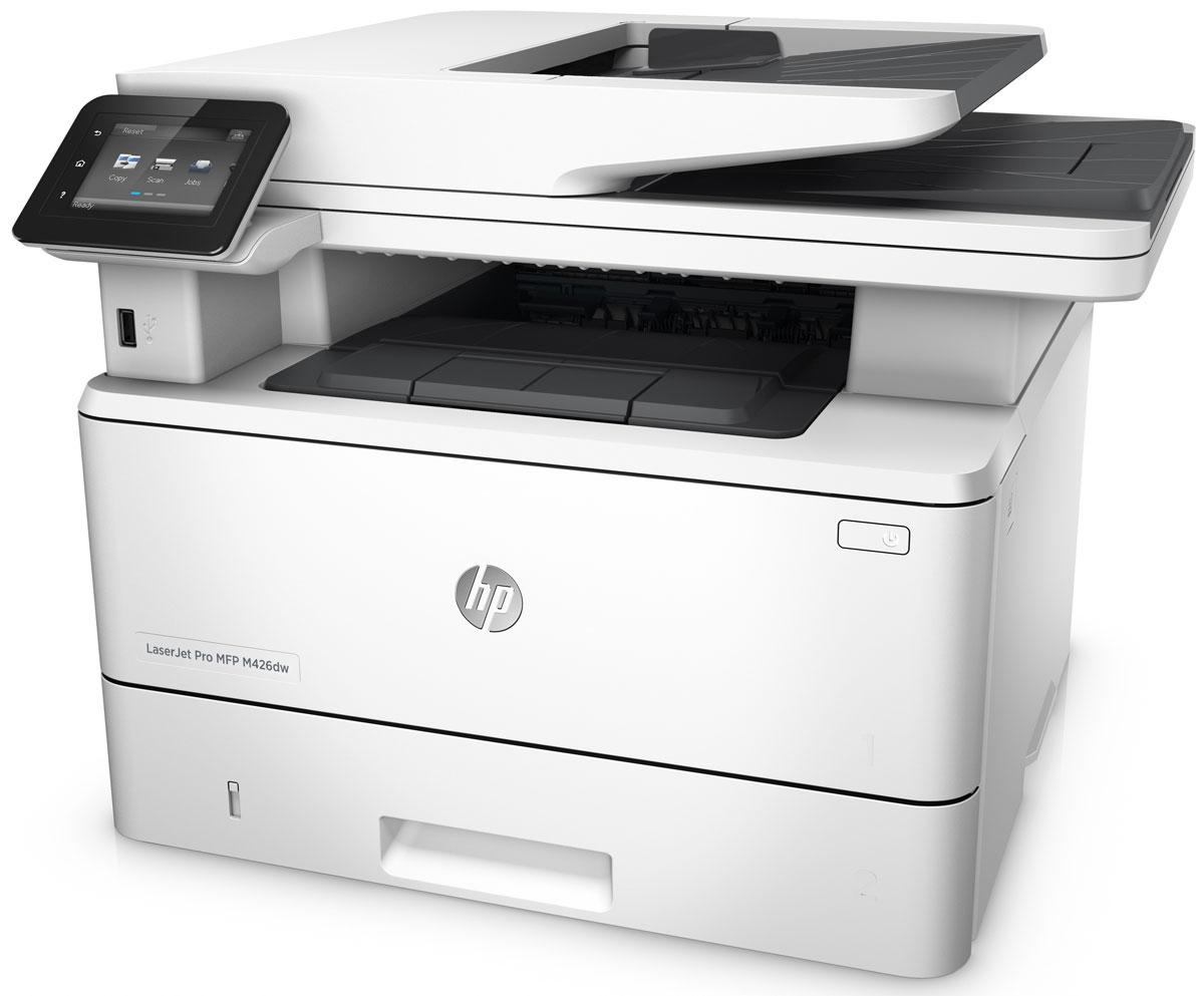HP LaserJet Pro M426dw МФУ мфу hp laserjet pro 400 m426fdw f6w15a