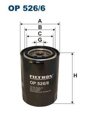 Фильтр масляный Filtron OP5266OP5266