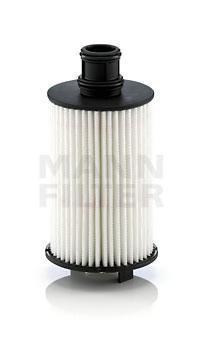 Масляный фильтроэлемент без металлических частей Mann-Filter HU8008ZHU8008Z