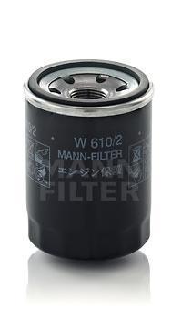 Масляный фильтр Mann-Filter W6102W6102