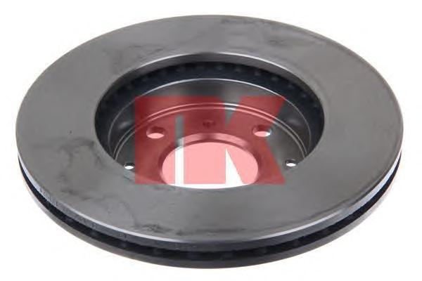Диск тормозной NK 202615 комплект 2 шт202615