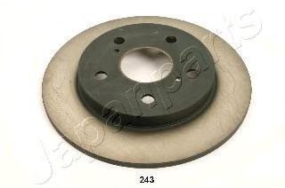 Диск тормозной задний Japanparts DP243 комплект 2 штDP243