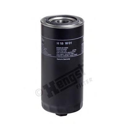 Фильтр масляный Hengst H18W01H18W01