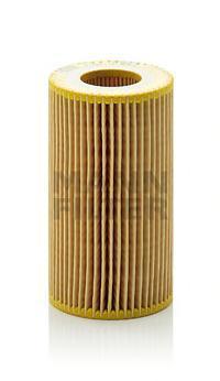 Масляный фильтроэлемент без металлических частей Mann-Filter HU7181KHU7181K