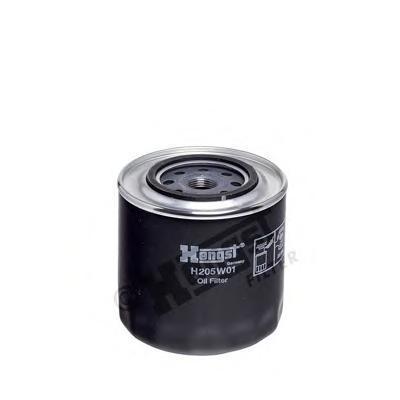 Фильтр масляный Hengst H205W01H205W01