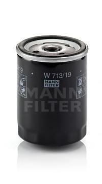 Фильтр масляный Mann-Filter W71319W71319