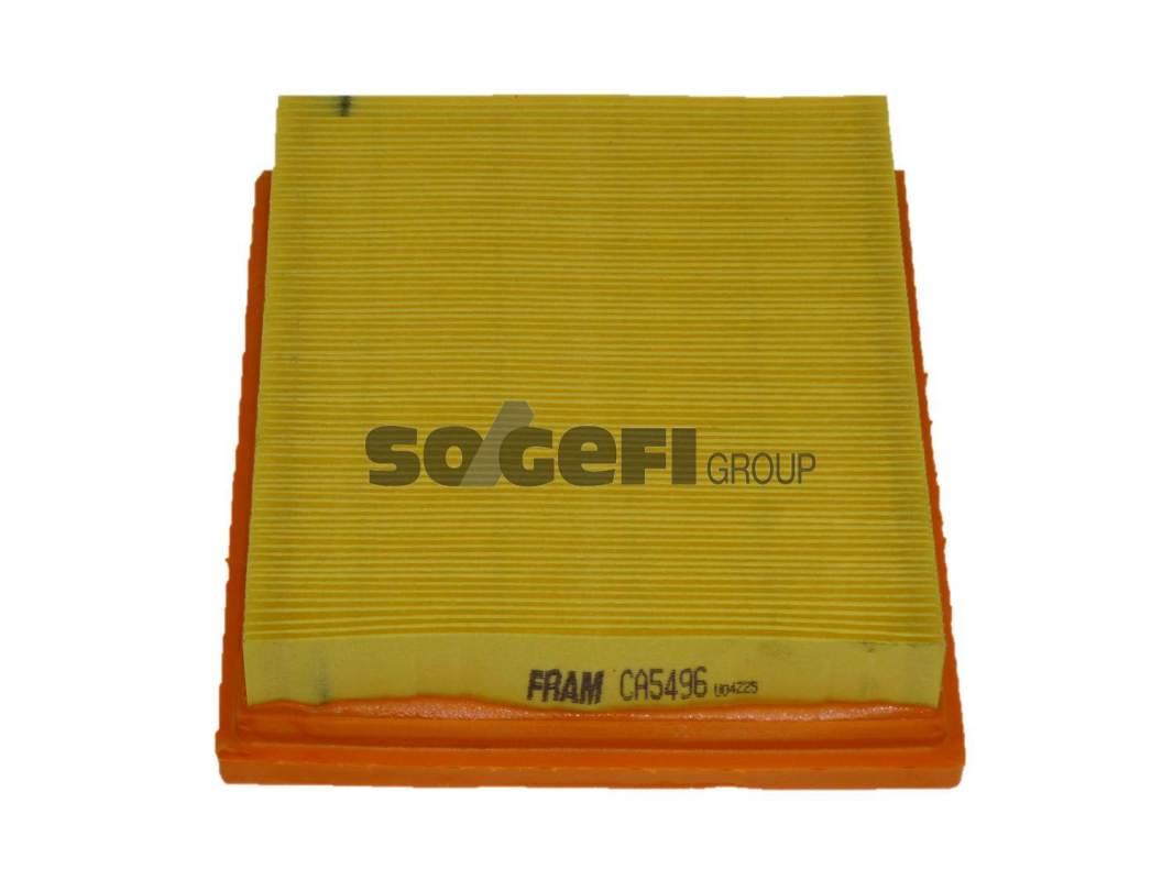 Фильтр воздушный Fram. CA5496CA5496
