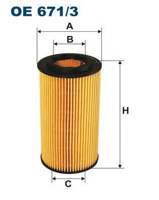 Фильтр масляный Filtron OE6713OE6713