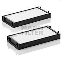 Фильтр салона Mann-Filter,CU29412CU29412