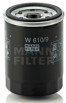 Масляный фильтрMann-Filter. W6109W6109Вашему вниманию предлагается Масляный фильтрMann-Filter. W6109.