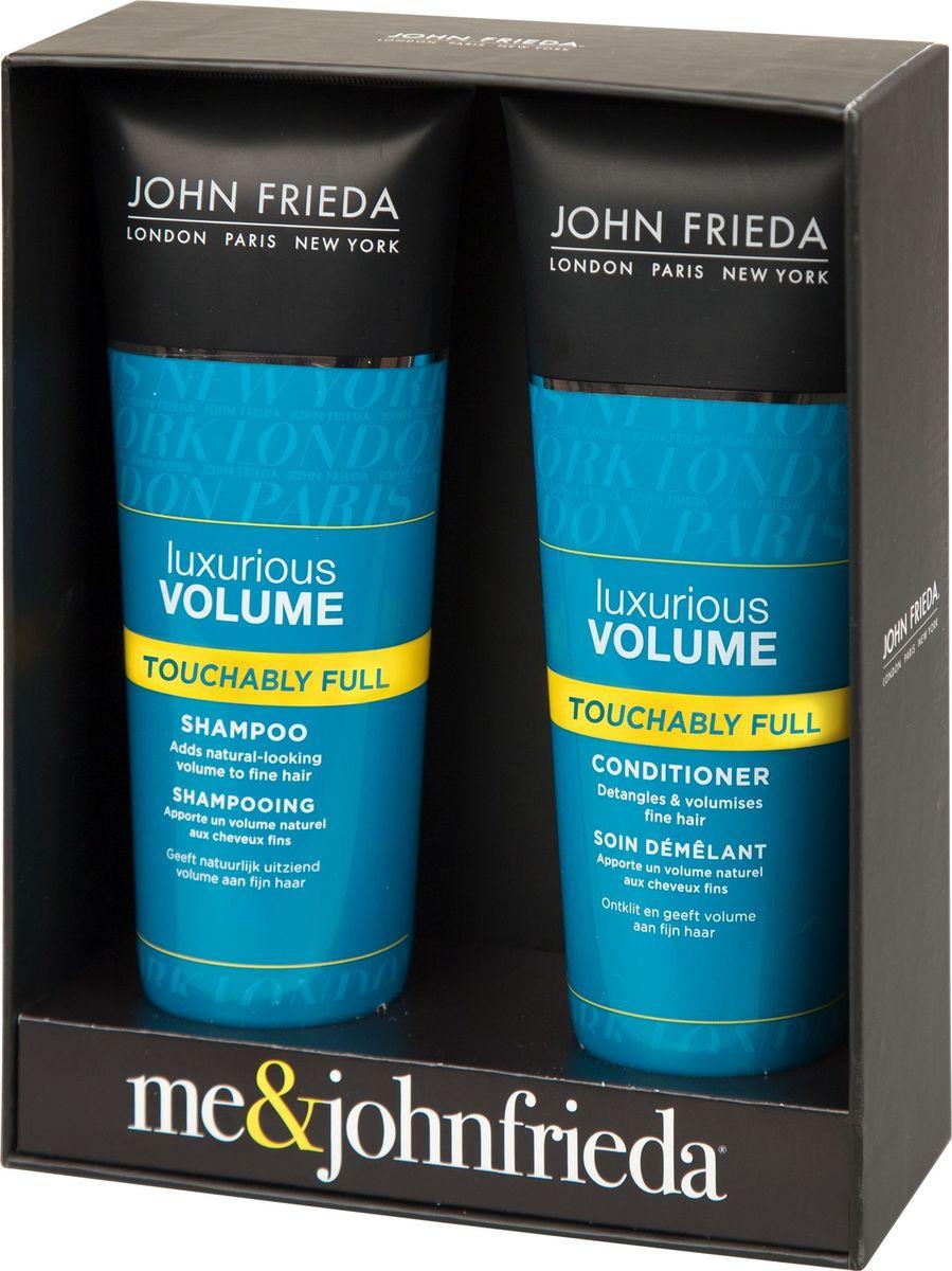 John Frieda Набор Роскошный объем (Luxurious Volume шампунь для создания объема 250 мл и кондиционер для создания объема 250 мл)