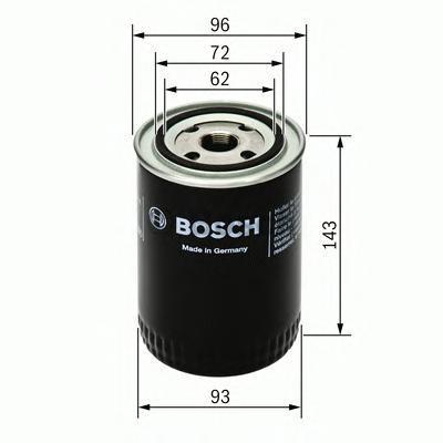 Фильтр масляный Bosch F026407083F026407083