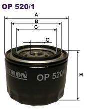 Масляный фильтр Filtron OP5201 карбюратор ваз 2108 купить харьков