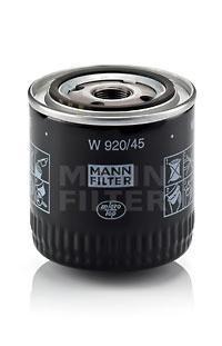 Масляный фильтр Mann-Filter W92045W92045