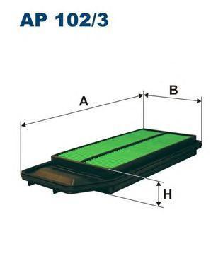 Фильтр воздушный Filtron AP1023AP1023