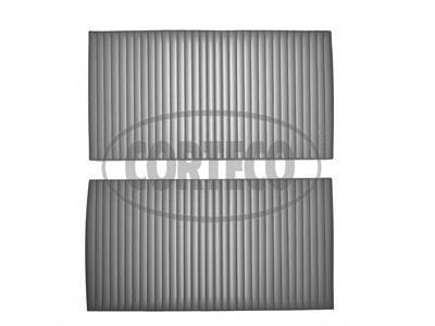 Фильтр воздух во внутренном пространстве CORTECO 8000149080001490
