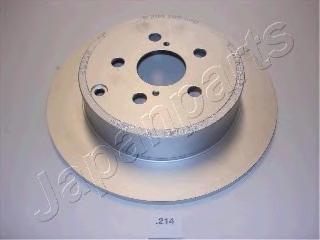 Диск тормозной Japanparts DP214 комплект 2 штDP214
