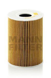 Масляный фильтроэлемент без металлических частейMann-Filter HU9265YHU9265Y