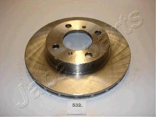 Диск тормозной Japanparts DI532 комплект 2 штDI532