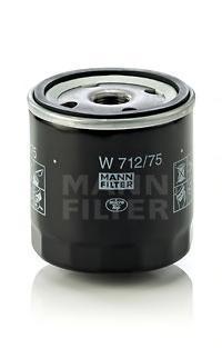 Масляный фильтрMann-Filter W71275W71275