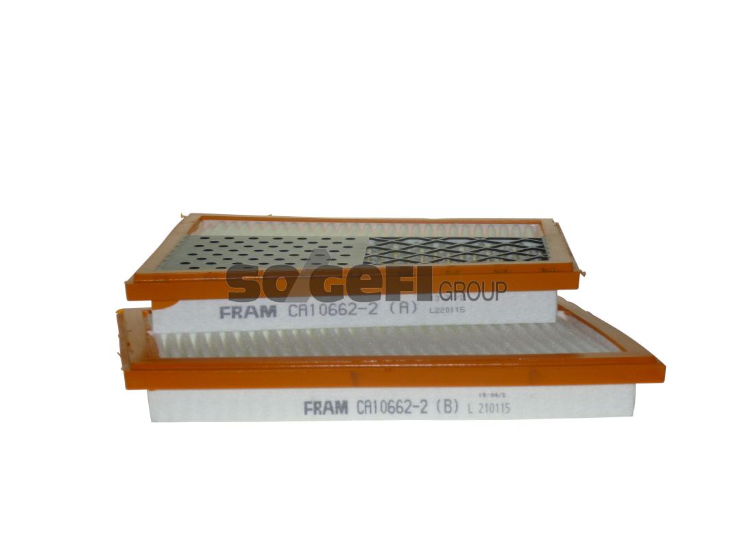 Фильтр воздушный Fram CA106622CA106622