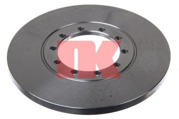 Диск тормозной NK 202577 комплект 2 шт202577