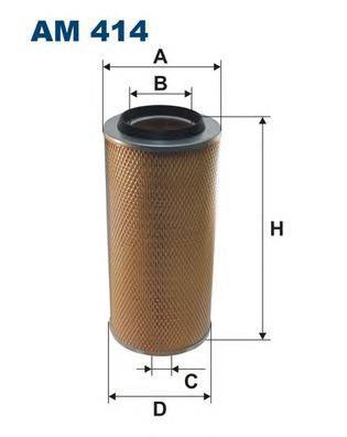 Фильтр воздушный Filtron AM414AM414