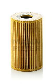 Масляный фильтроэлемент без металлических частей Mann-Filter HU7154XHU7154X