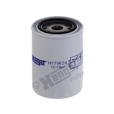 Фильтр масляный Hengst H17W24H17W24
