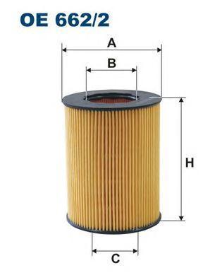 Фильтр масляный Filtron OE6622OE6622