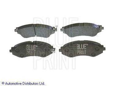 Колодки тормозные BLUE PRINT ADG04207ADG04207