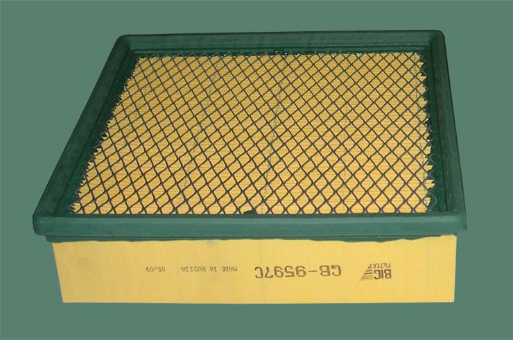 Фильтр воздушный Big filter, с сеткой. GB9597CGB9597CВашему вниманию предлагается Фильтр воздушный Big filter, с сеткой. GB9597C.