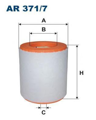 Фильтр воздушный Filtron AR3717AR3717