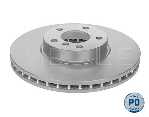 Диск тормозной передний вентилируемый 332мм Meyle 3835210004PD комплект 2 шт3835210004PD