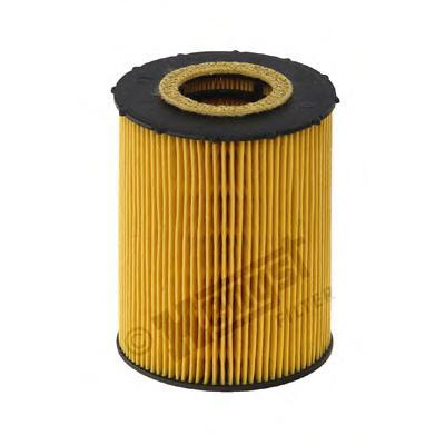 Фильтр масляный Hengst E203H04D67E203H04D67