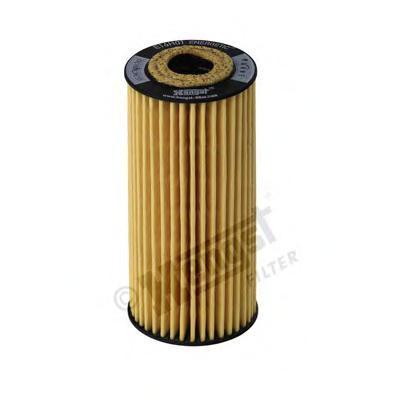Фильтр масляный Hengst E16H01D51E16H01D51
