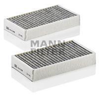 Фильтр салона угольный Mann-Filter,CUK26462CUK26462