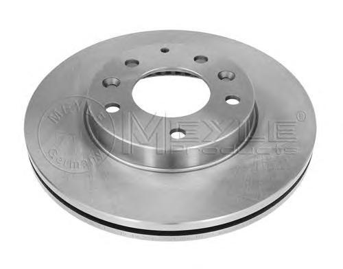 Диск тормозной Meyle 35155210026 комплект 2 шт35155210026