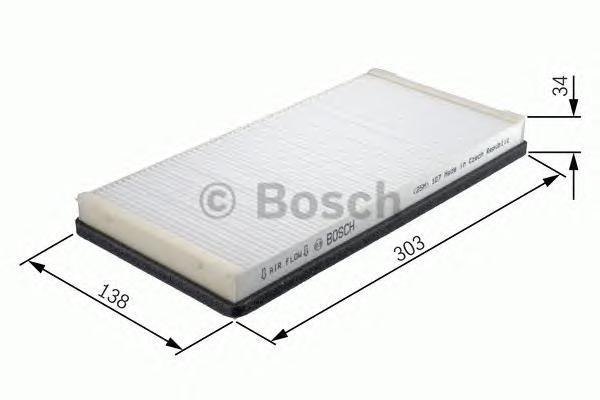 Фильтр салона (угольный) Bosch 19874324191987432419
