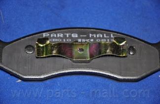 Колодки тормозные передние PMC PKB010PKB010