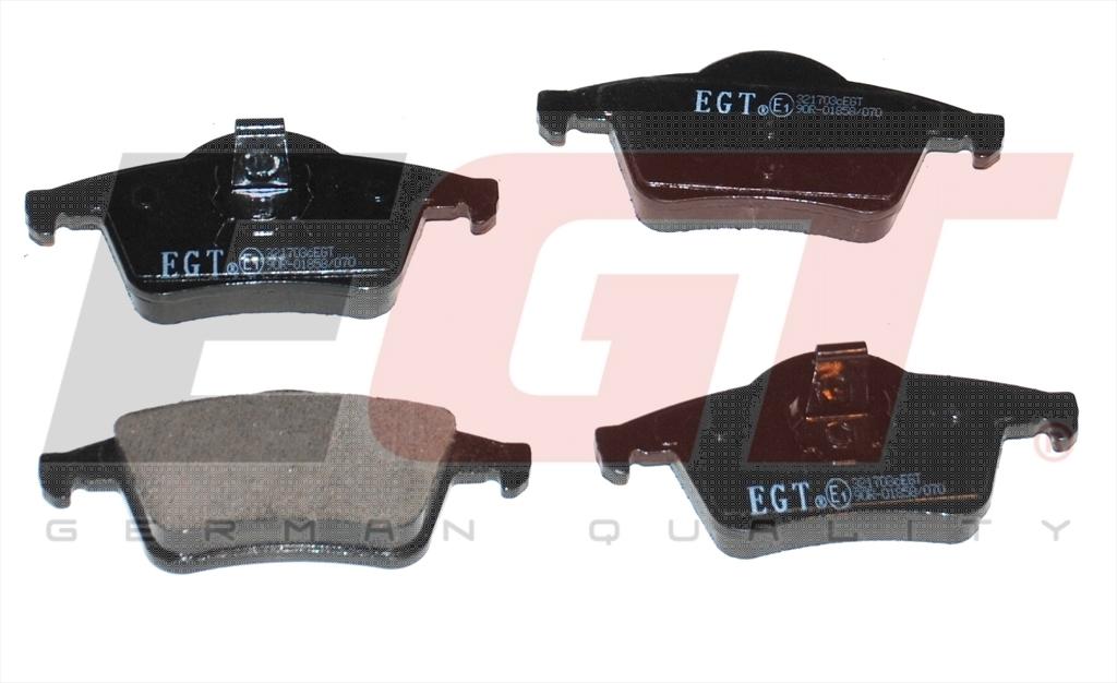 Колодки тормозные , дисковые, керамические EGT 321703cEGT321703cEGT