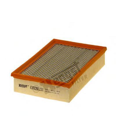 Фильтр воздушный Hengst E608L01E608L01