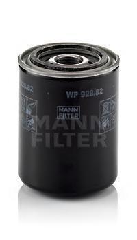 Комбинированный масляный фильтр Mann-Filter WP92882WP92882