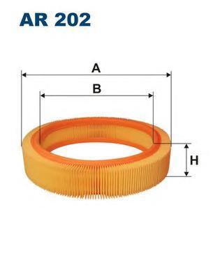 Фильтр воздушный Filtron AR202AR202